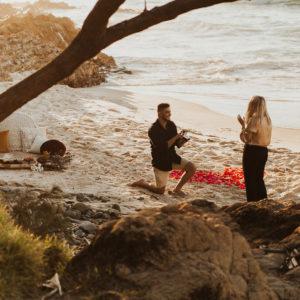 The Secret Photographer Capturing the Proposal